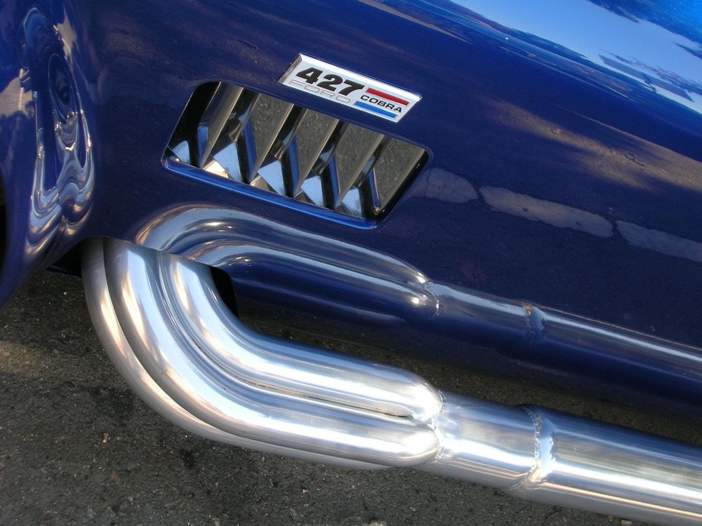 Ford Exhaust