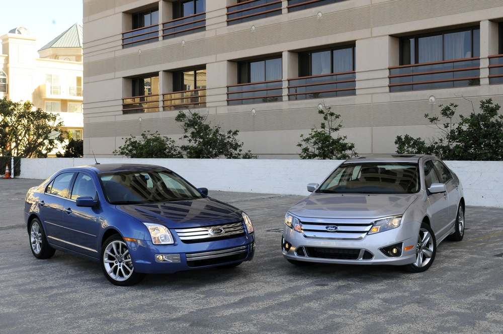 Test Drive: 2010 Ford Fusion Is A Spirited Family Sedan