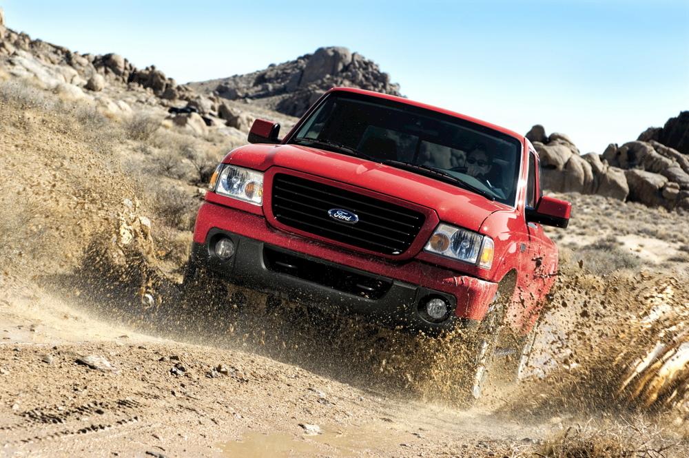 2009 Ford Ranger