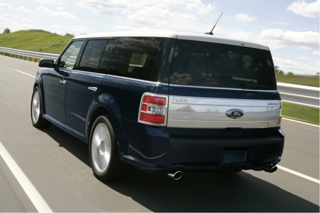 Driven: 2010 Ford Flex EcoBoost