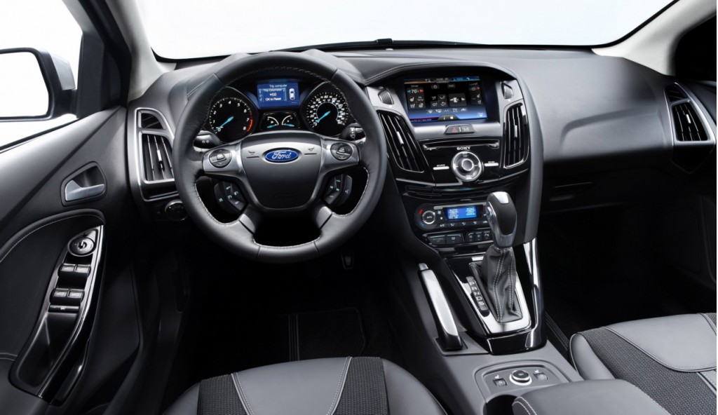 Detroit Auto Show: Is the 2012 Ford Focus the American Family Car of the Future?
