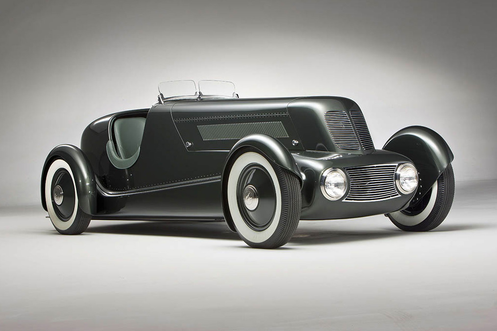 High Museum Dream Cars exhibit