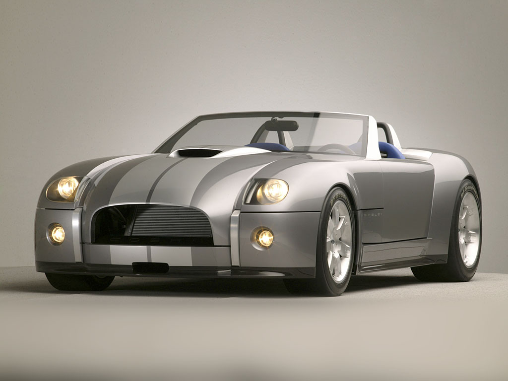 Engineer buys ford shelby cobra concept he helped develop