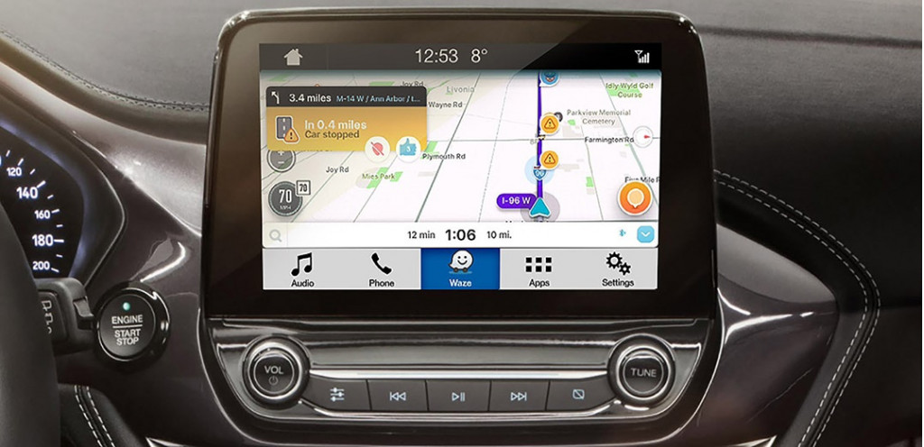 Ford gives Waze a boost