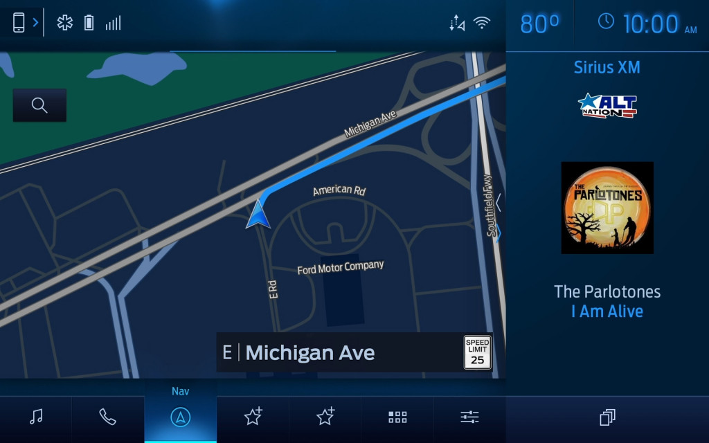 Ford launches Sync 4 and over-the-air updates