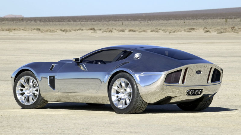 Superformance may stuff Shelby GT500's supercharged V-8 in production GR-1