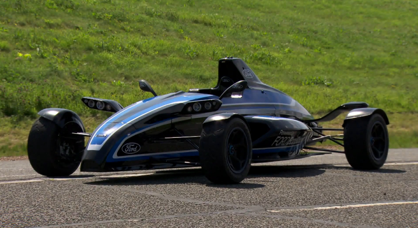 Will Ford Build A Street Legal Challenger To The Ariel Atom