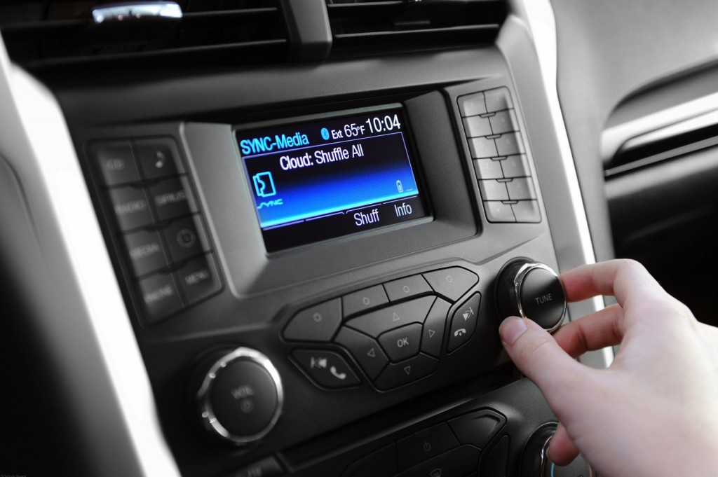 Ford's SYNC AppLink
