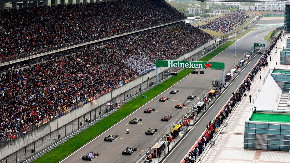 Image result for Formula One in China postponed