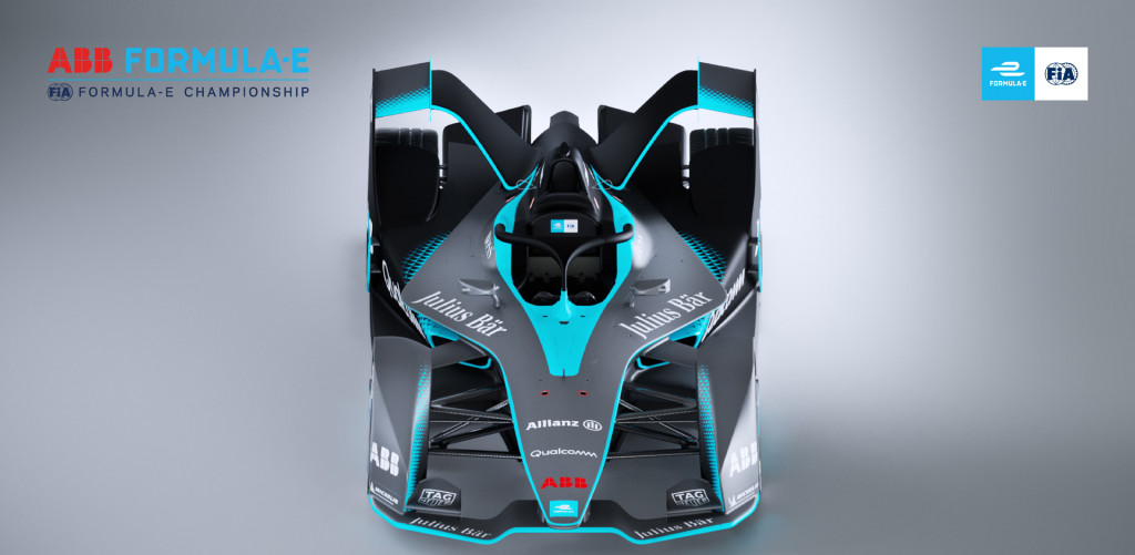 Gen2 Formula E racer revealed, debuts in 2018/2019 season