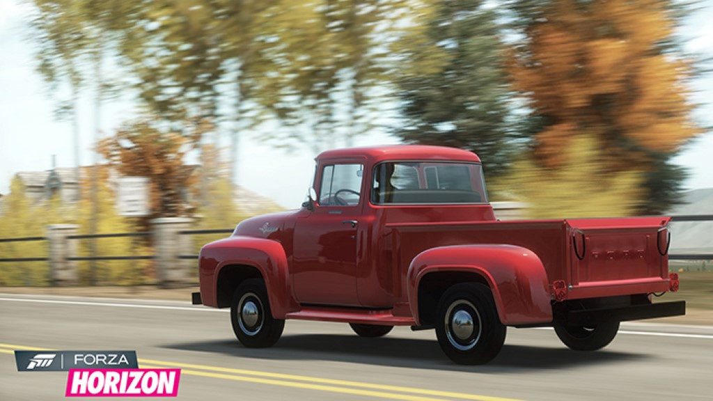 Forza Horizon 1000 Club Expansion, 1956 Ford F100