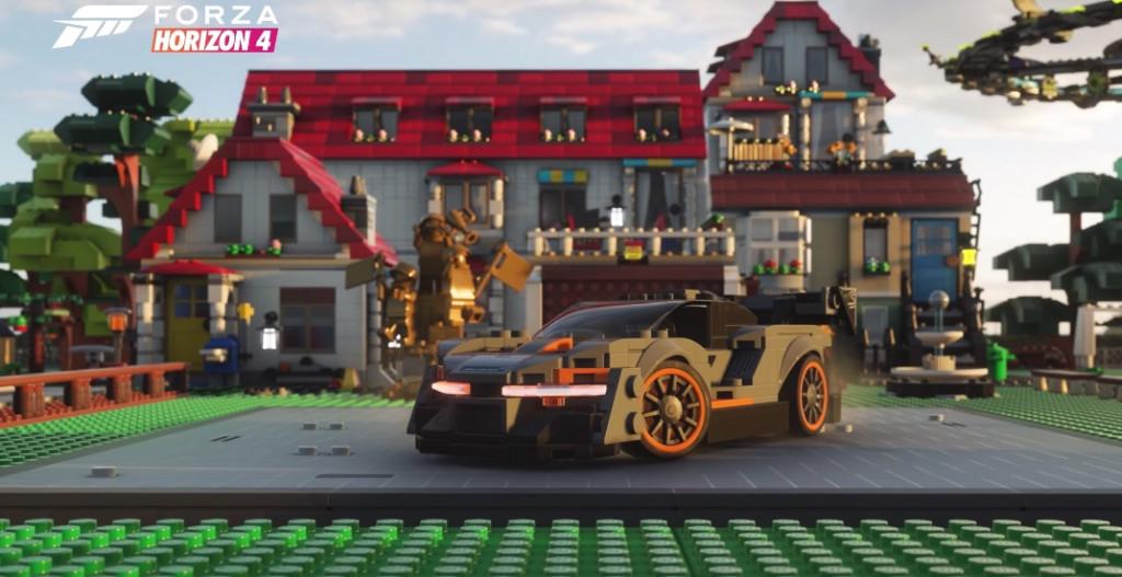 """Forza Horizon 4"" goes Lego: Speed Champions expansion pack revealed"