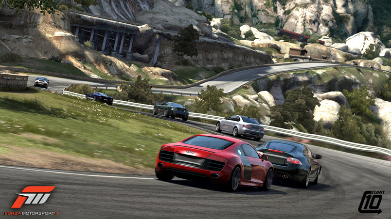 Daily Lust: Forza Motorsport 3 For Xbox 360
