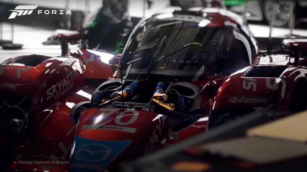 Forza Motorsport trailer screenshot
