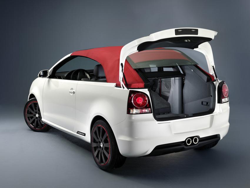 Volkswagen Polo cabrio concept brings light,