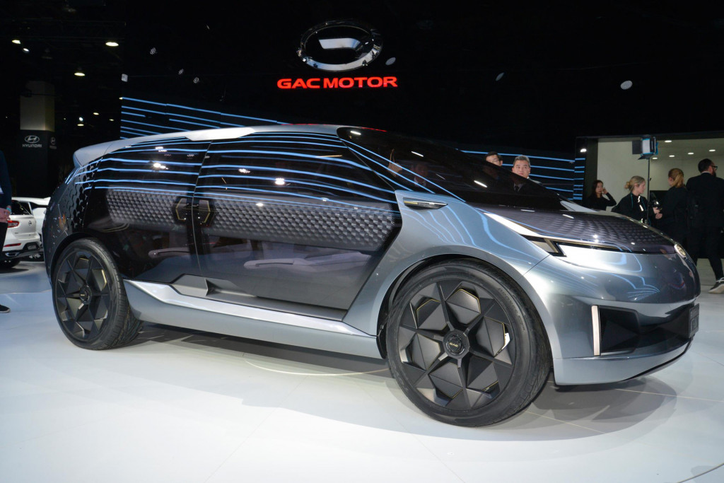Chinese automaker GAC to open US HQ, targets US launch for 2020 or later