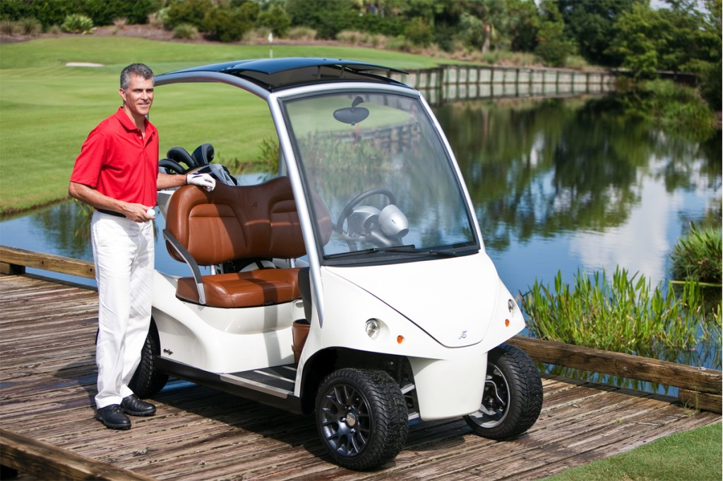 Garia's Pricey Golf Car[t]: Is The Recession Over Already?