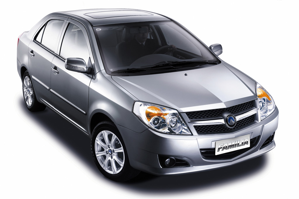 Geely Autos: Coming Soon To A Volvo Dealer Near You?