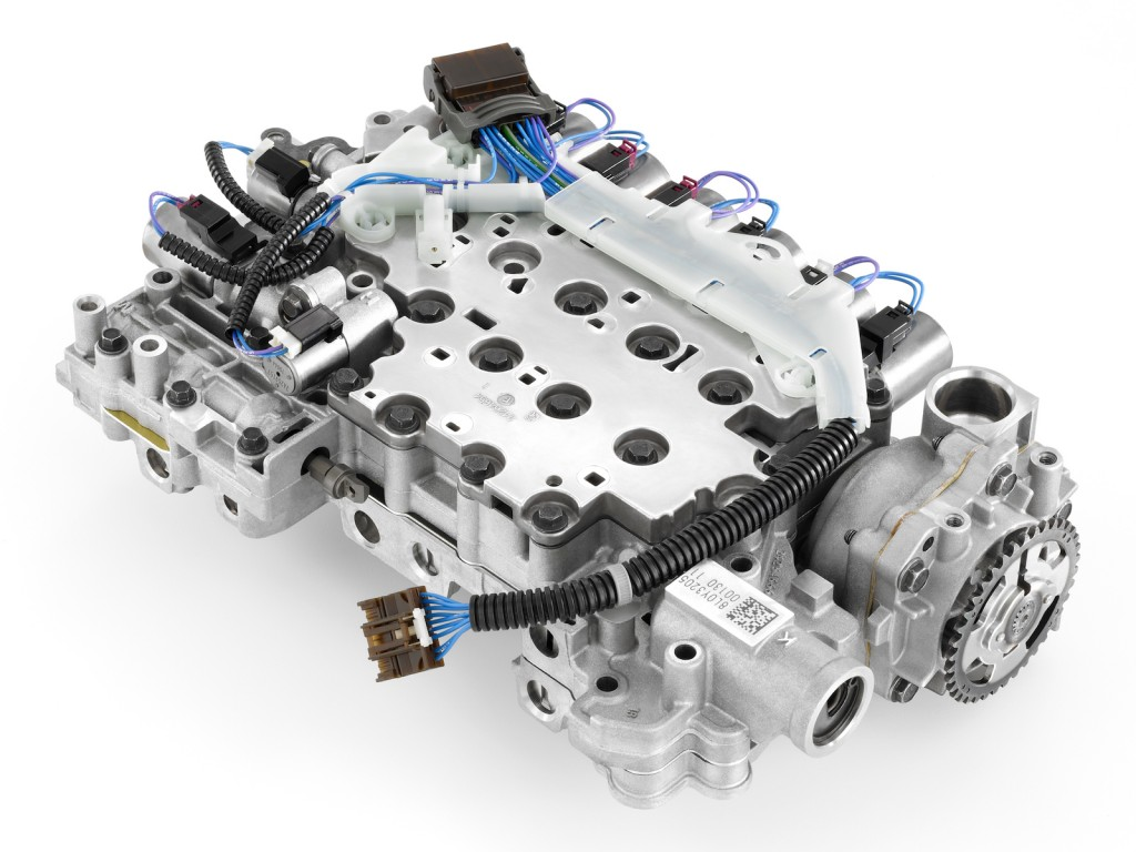 Image General Motors Hydra Matic 8l90 8 Speed Automatic