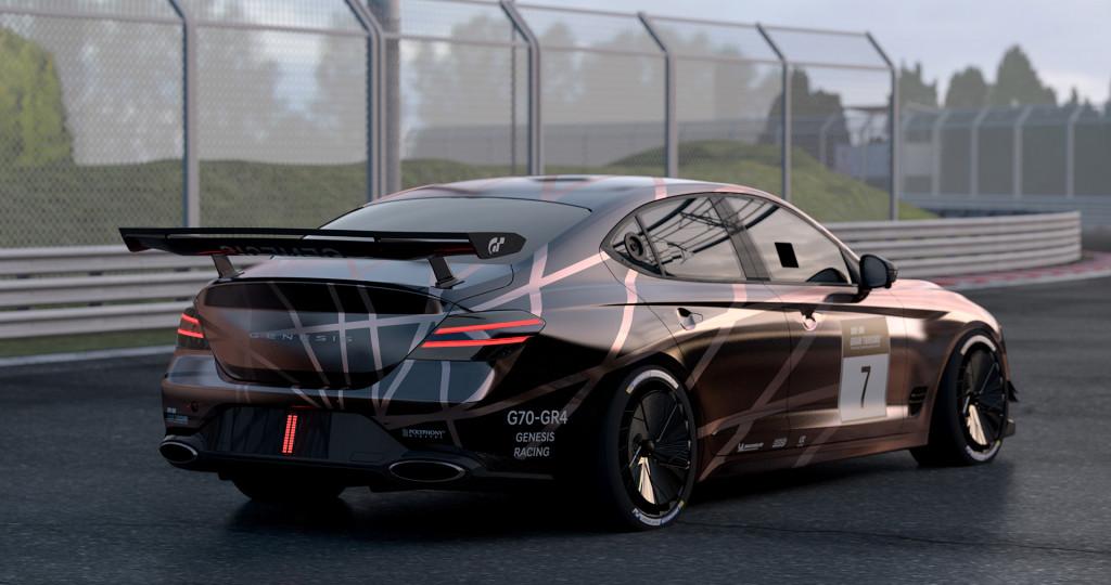 Conceptos de Genesis Gran Turismo