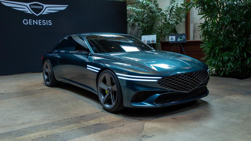 Genesis X concept - March 2021