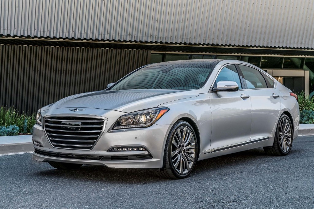 2017 Genesis G80, 2017 Honda Civic Hatch, 2017 Subaru Legacy: What's