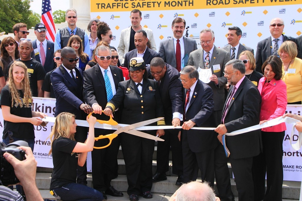Global Youth Traffic Safety Month 2013 - Washington, D.C.