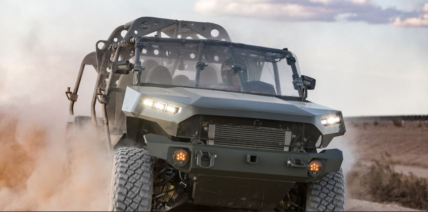 Chevy wants to build Colorado ZR2s for the military