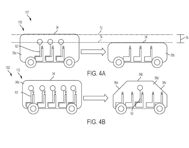 GM imagines real Transformers with shape-shifting car design patents
