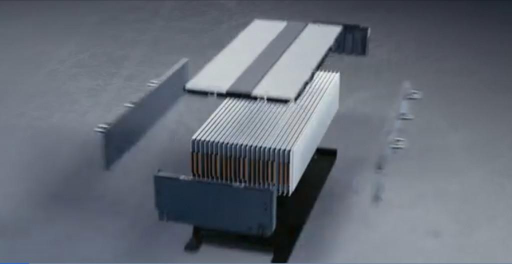 GM Ultium battery