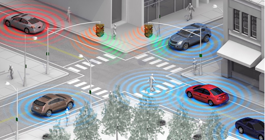 GM working on vehicle-to-vehicle and vehicle-to-X communications systems