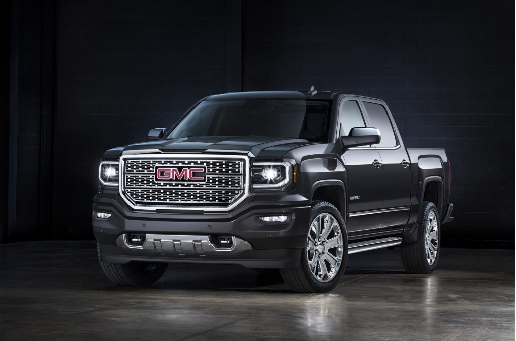 2016 Gmc Sierra 1500 Review Ratings Specs Prices And Photos The Car Connection