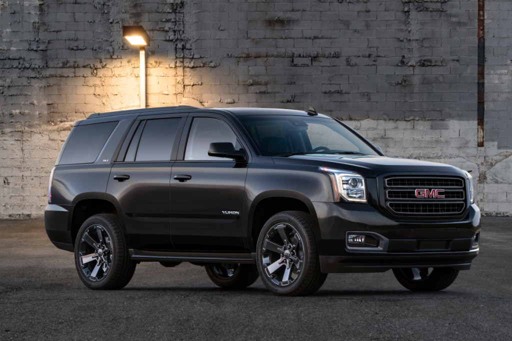 2019 GMC Yukon Graphite Edition packs underhood punch
