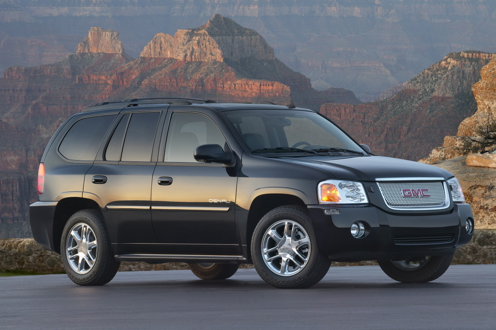 New And Used GMC Envoy Prices Photos Reviews Specs
