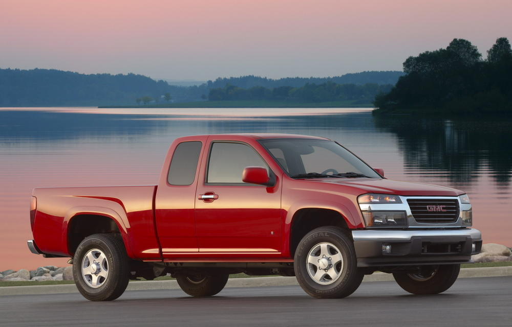 Quick Drive: 2009 GMC Canyon V-8