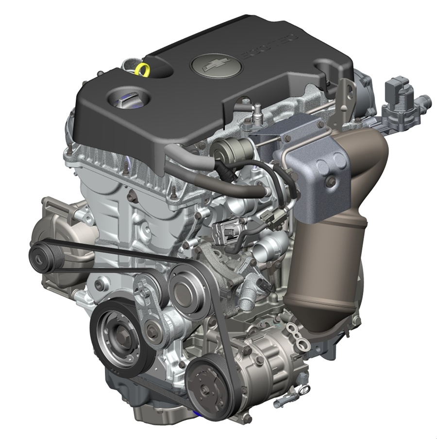 gm announces new ecotec small engine family