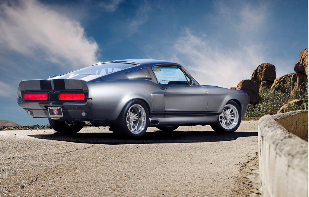 Hit Go Baby Go in your very own Eleanor Mustang for $189K