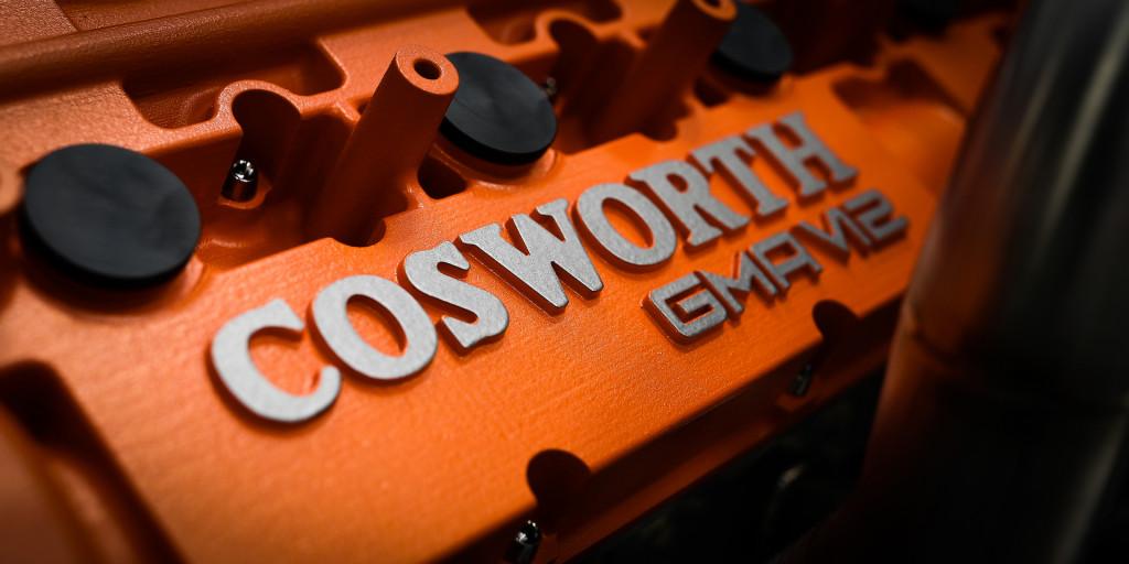 GMA T.50 Cosworth V-12 engine