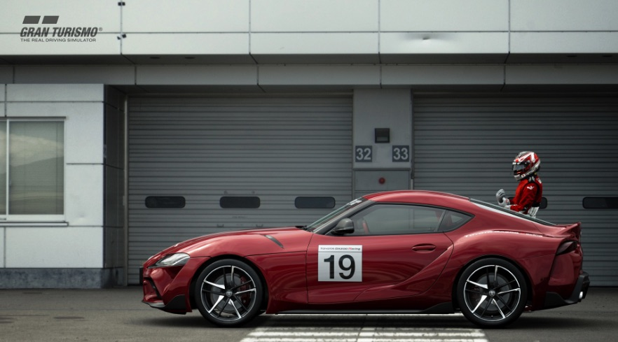 4c0caf54069b Toyota launches Supra one-make racing series for