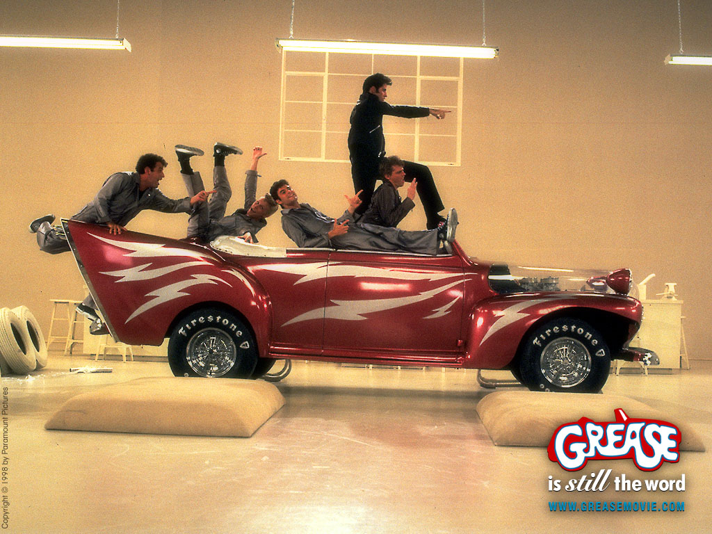 Greased Lighting Goes To Car Heaven The Same Week As Jeff