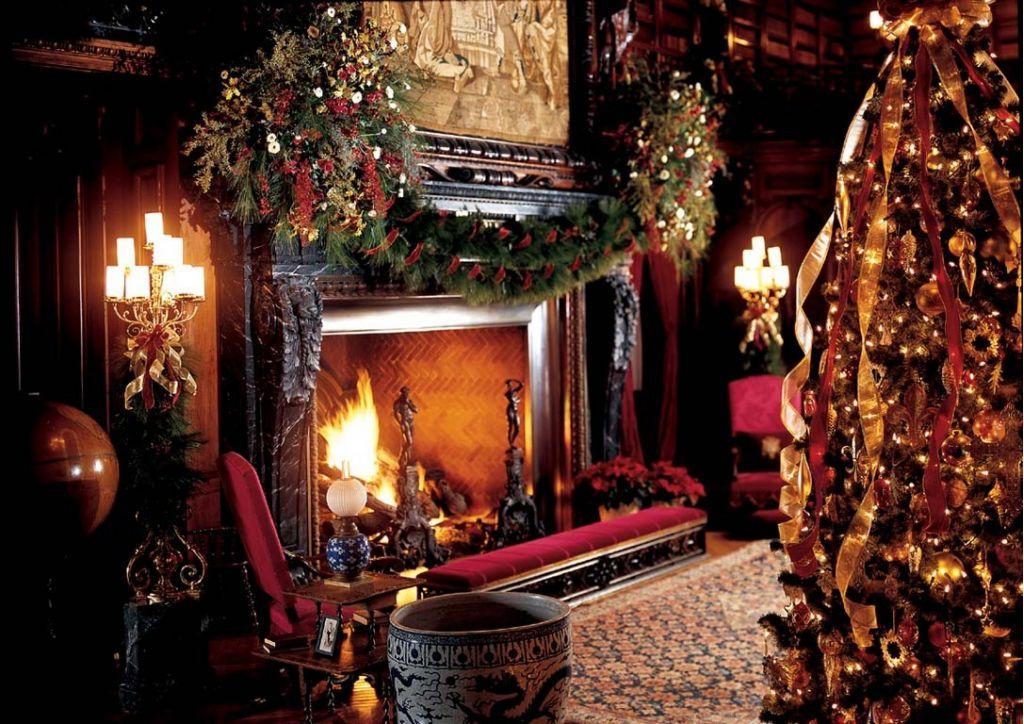 Image: Great Drives: Christmas at Biltmore, size: 1024 x ...