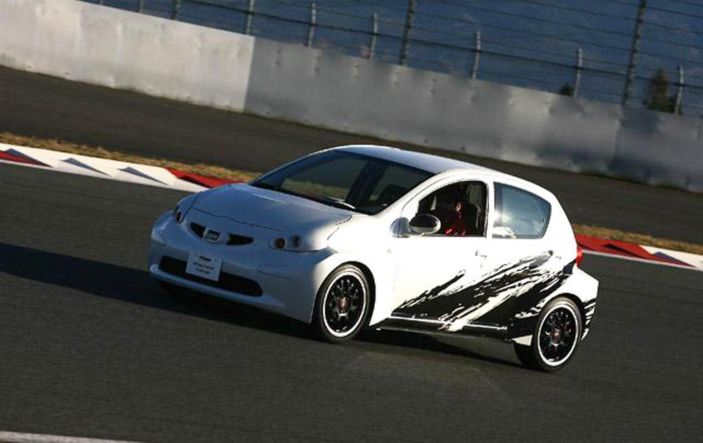 GRMN FR Hot Hatch concept, 2010 Tokyo Auto Salon