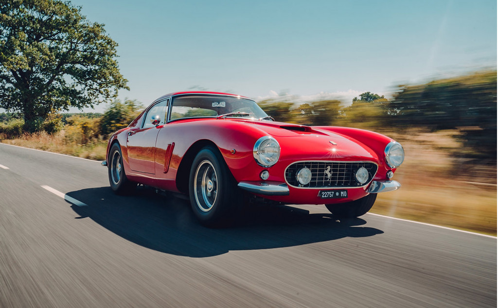 GTO Engineering's 250 GT SWB Revival