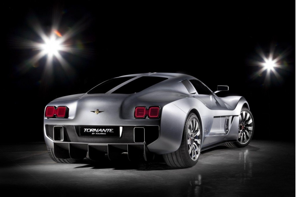 Gumpert Tornante Supercar Lamborghini Super Trofeo V 8 Vw Pickup