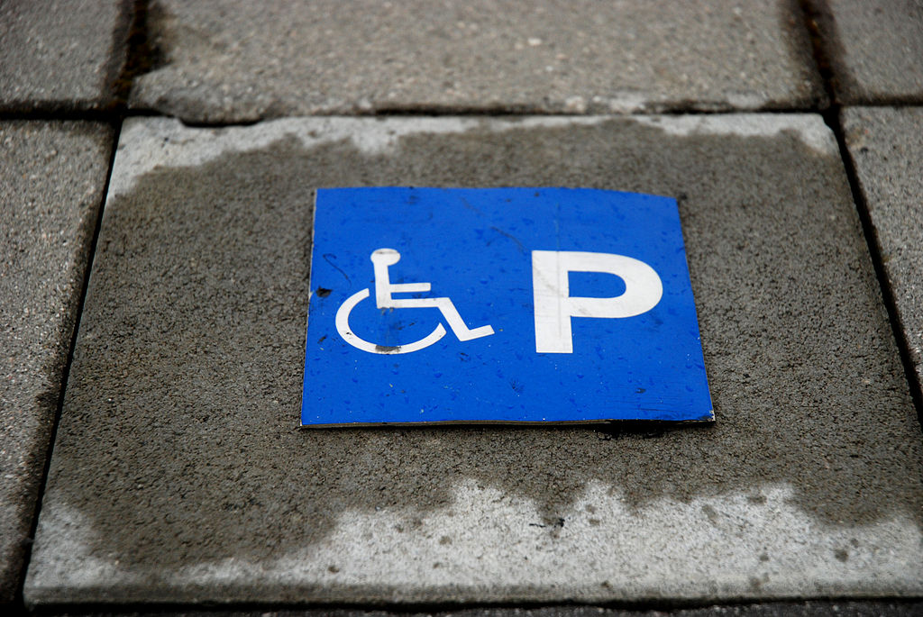 Finally: An App To Report Drivers Illegally Parked In Handicapped Spots