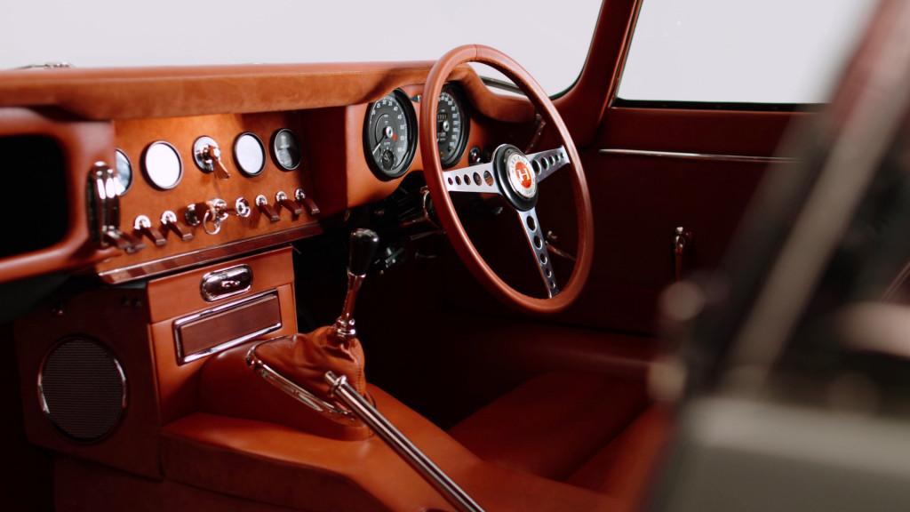 Helm Jaguar E-Type