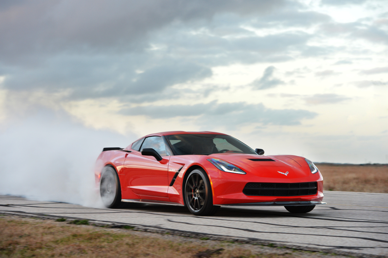 Ruffer Performance: Corvette Stingray HPE700 (based on Chevrolet ...