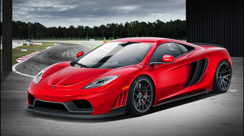 Hennessey HPE800 Package for the McLaren MP4-12C