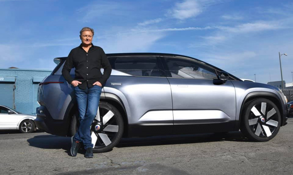 Henrik Fisker and the Fisker Ocean