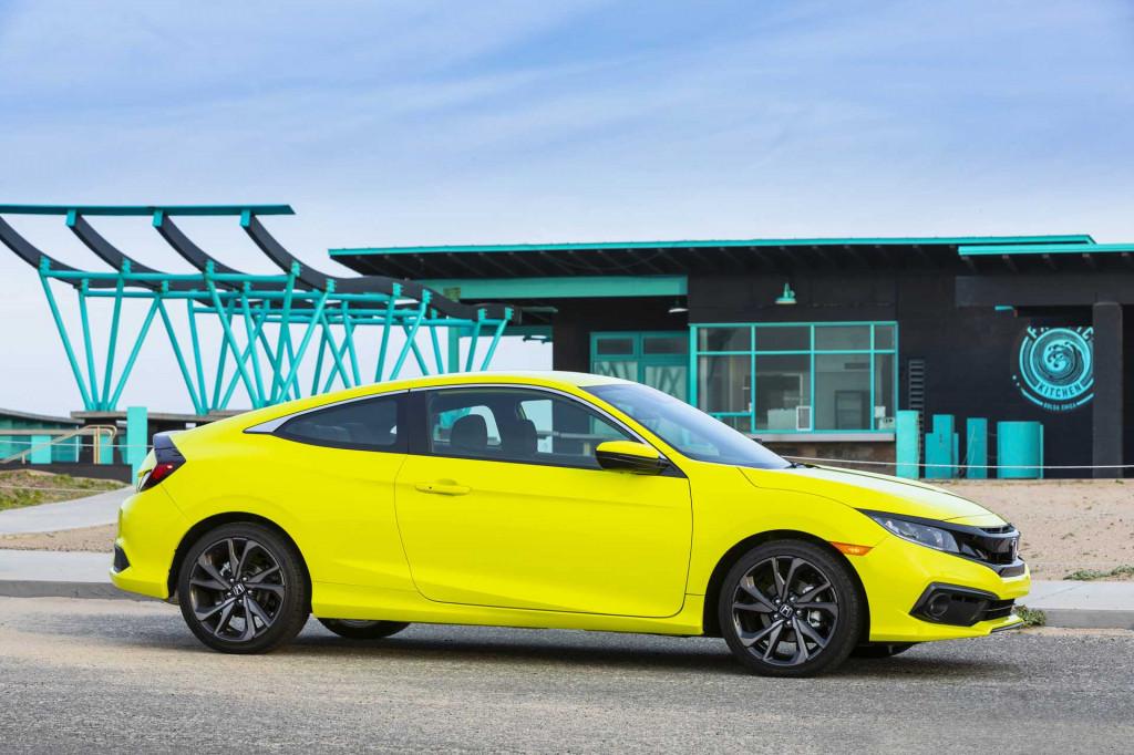 Civic car 2020